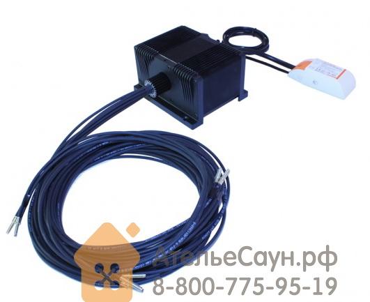 Комплект для подсветки сауны Cariitti VPL20-B532 (1516200, стекловолокно, 4+1 точка)