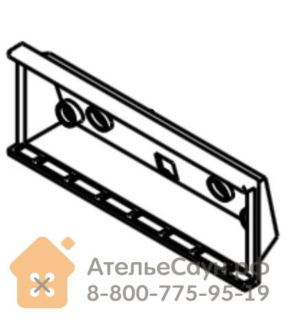 Стеновой установочный фланец Harvia ZVR-653 (для печей Cilindro PC 110 EE/VEE)