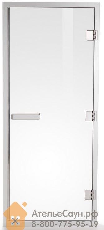 Дверь для сауны Tylo ALU LINE 1870x778 (прозрачное стекло, арт. 91032060)