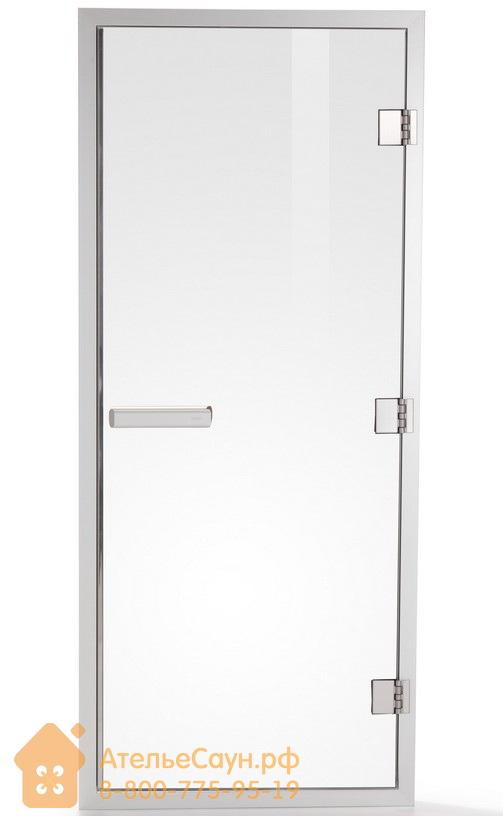 Дверь для турецкой парной Tylo 60 G (780х2020 мм, бронза, белый профиль, арт. 90914005)