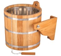 Обливное устройство для бани, Купите себе обливное ведро Русский Душ!