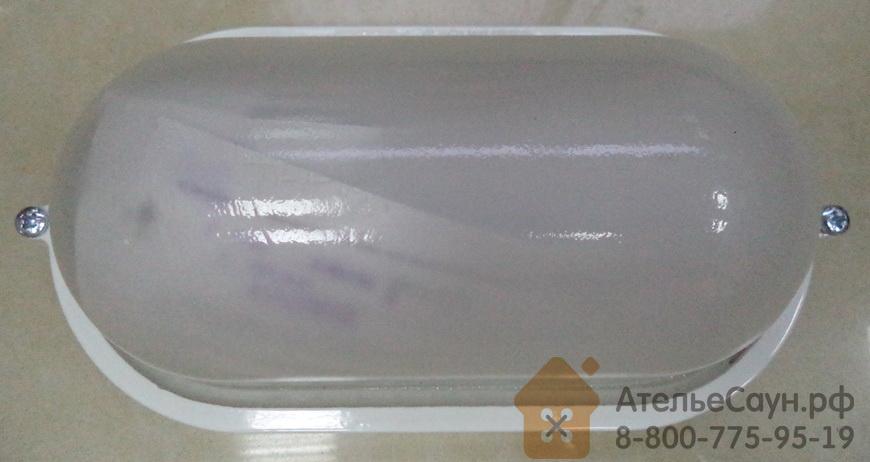 Светильник для бани ТЕРМА 3 1401 (овальный, до +120 С, IP65, арт. НББ 03-60-021)