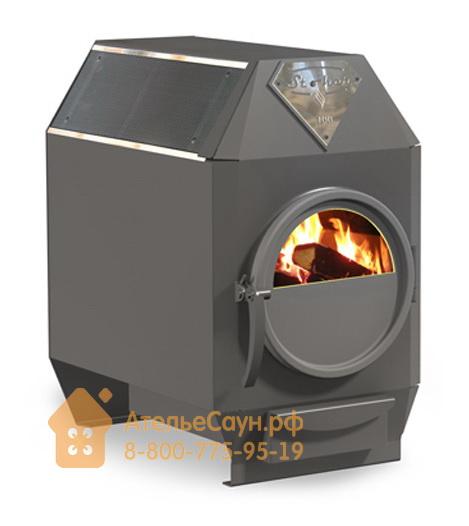 Отопительна печь Ермак Термо 300 Стекло
