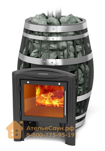 Печь Термофор Саяны XXL Carbon Витра (ЗК, ТО)
