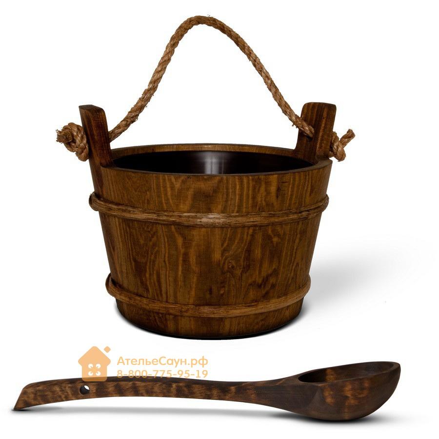 Бадья Tylo (деревянная, просмоленная, арт. 90041052)