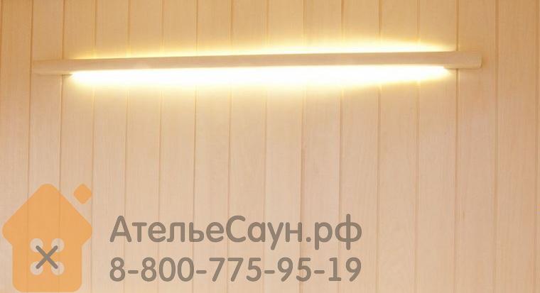 Светодиодный светильник для сауны Tylo E28 (700 мм, 2.4 W, арт. 90011402)