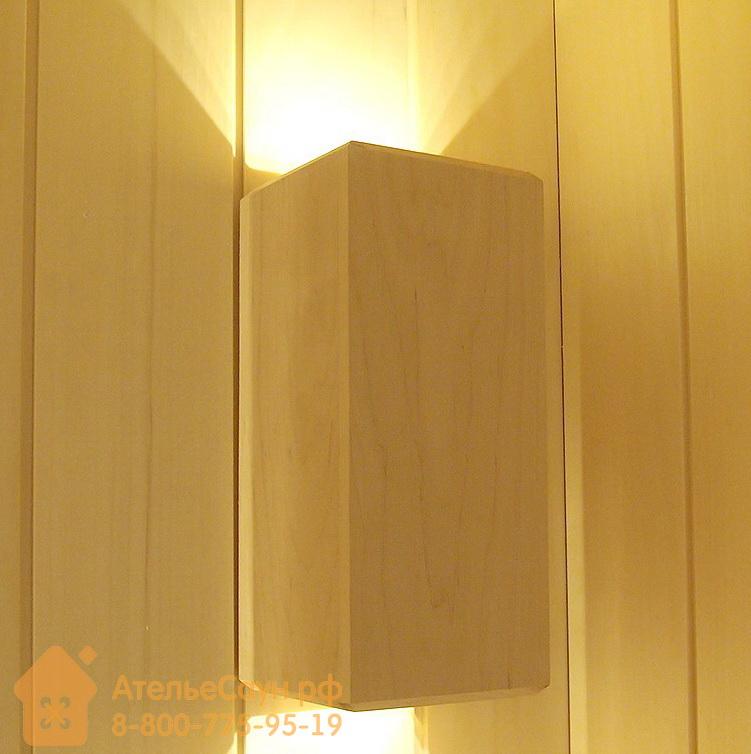 Светильник для сауны Tylo Е90 (0.8 W, ольха, арт. 90011421)