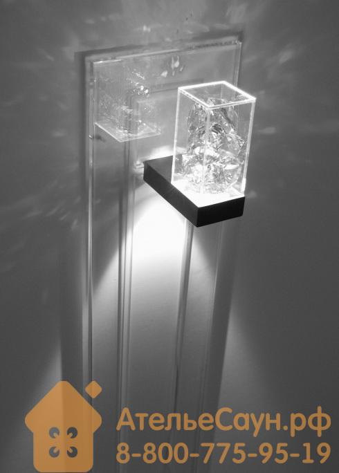 Настенный светильник Cariitti Toive Led 1650 (1527849, IP44, 2х1W, с панелью)
