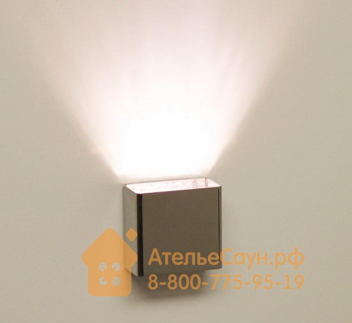 Светильник для турецкой парной Cariitti SY SQ (1545230, IP67, нерж. сталь, светодиод)