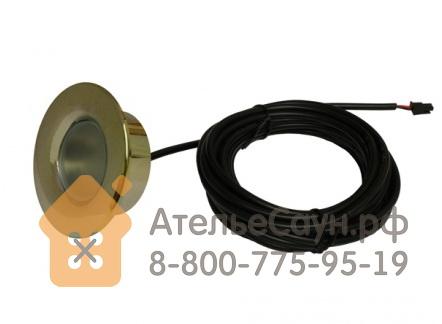 Светильник для турецкой парной Cariitti Neo (1545234, IP67, золото, светодиод)