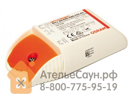 Блок питания Cariitti ОТe 18 (1532279, 19W/350mA, для светодиодов)