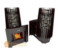 Печь для бани Grill D Cometa 180 (Window black)