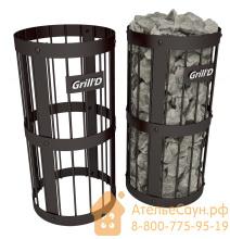 Сетка для камней Grill D (Leo L600 D300 black)