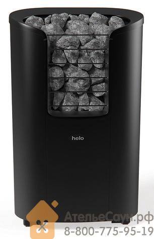 Электрическая печь Helo ROXX 90 DEТ Black, артикул 002873