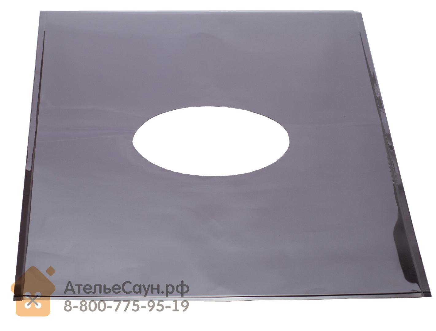Дымоходы СПб Фланец D220 мм под угол (нерж. 0,5 мм, под заказ под точный угол)