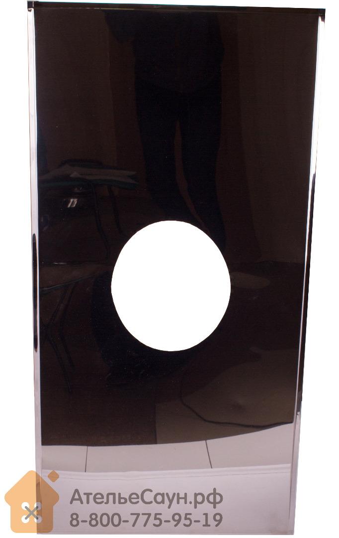 Фланец D250 мм под угол (нерж. 0,5 мм, под заказ под точный угол)