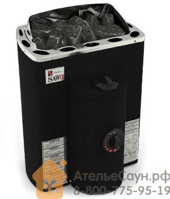 Печь для сауны Sawo Mini MX-36NB-PF (с пультом, из нержавейки, с защитным термопокрытием)