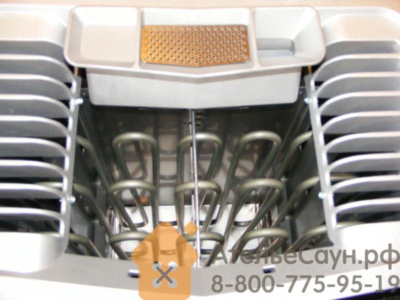 Печь для бани TYLO SENSE COMBI PURE 6 (с пультом Pure, с парогенератором, арт. 61001080)