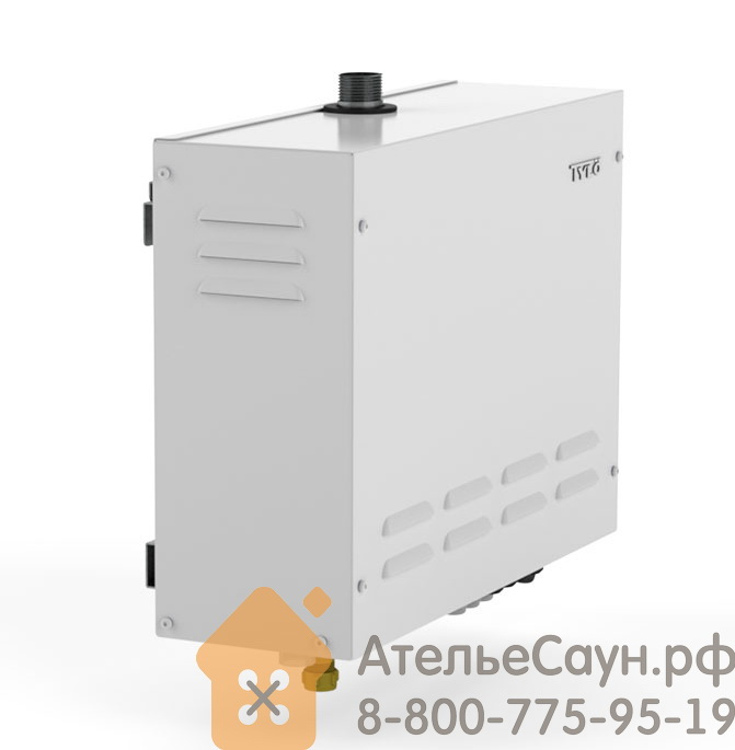 Парогенератор Tylo Steam Commercial 9 (9 кВт, для коммерческих бань, без пульта Elite, арт. 66210010)