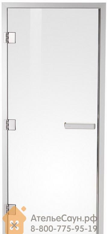 Дверь для паровой Tylo 60 G 2020 (прозрачная, без порога, петли слева, арт. 90814070)