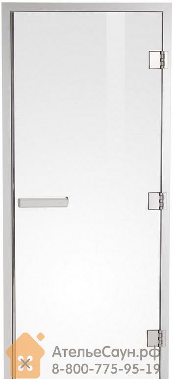 Дверь для паровой Tylo 60 G 2020 (прозрачная, без порога, петли справа, арт. 90814075)