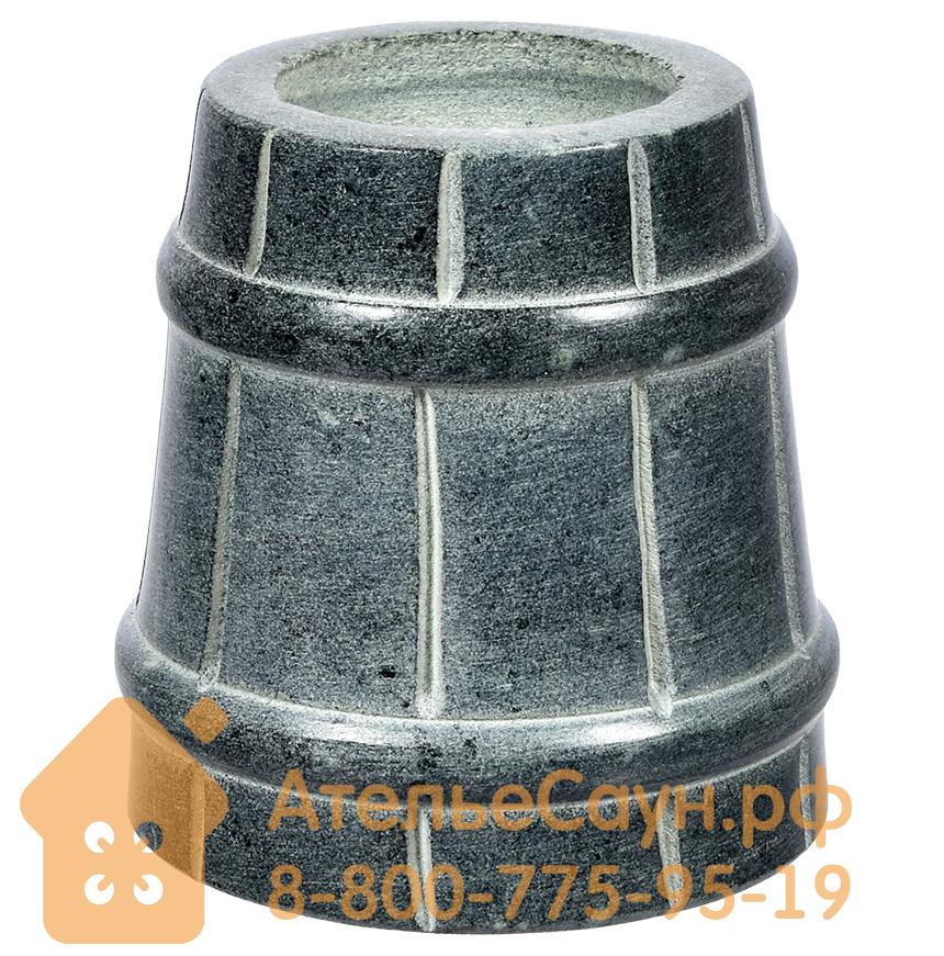 Испаритель для бани и сауны Ведёрко (из камня, арт. БШ 40221)