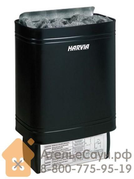 Печь для сауны Harvia ECO M80 (со встроенным пультом)