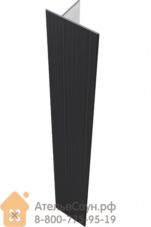 Комплект алюминиевых наличников для дверей Harvia Legend 7x19 (арт. SAZ041)