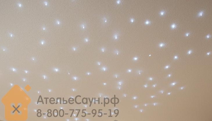 Комплект Cariitti VPAC-1530-CEP200 Звездное небо для хаммама (1527464, 200 точек, теплый свет)