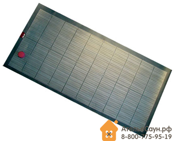 Нагревающий ИК- мат EOS 550 Вт (1450x800 мм)