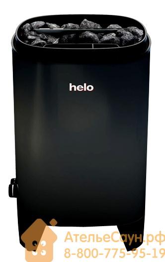 Электрическая печь Helo FONDA 800 STJ BWT (графит, со встроенным пультом, с парогенератором, артикул 005895)
