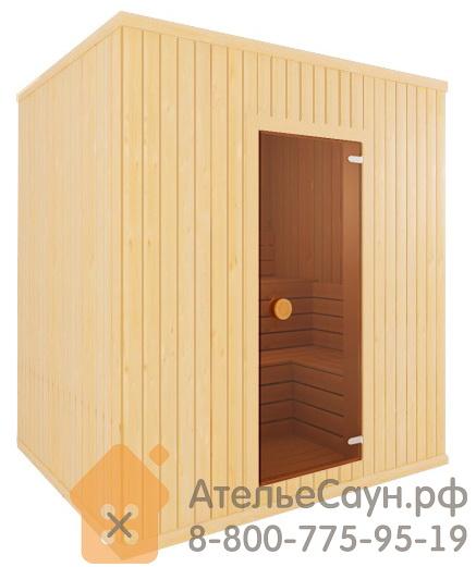 Сауна Buy Sauna S4150 (хвоя, 2030х1530 мм, 5ти-местная)