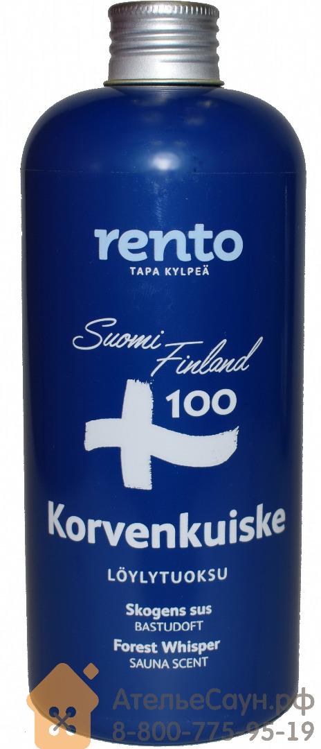 Аромат для сауны Tammer-Tukku Rento Шепот леса (400 мл, арт. 291419)
