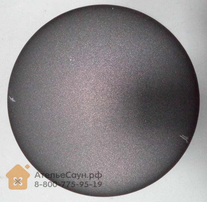 Заглушка дымохода для печей Kastor D = 129 мм (арт. 098130)