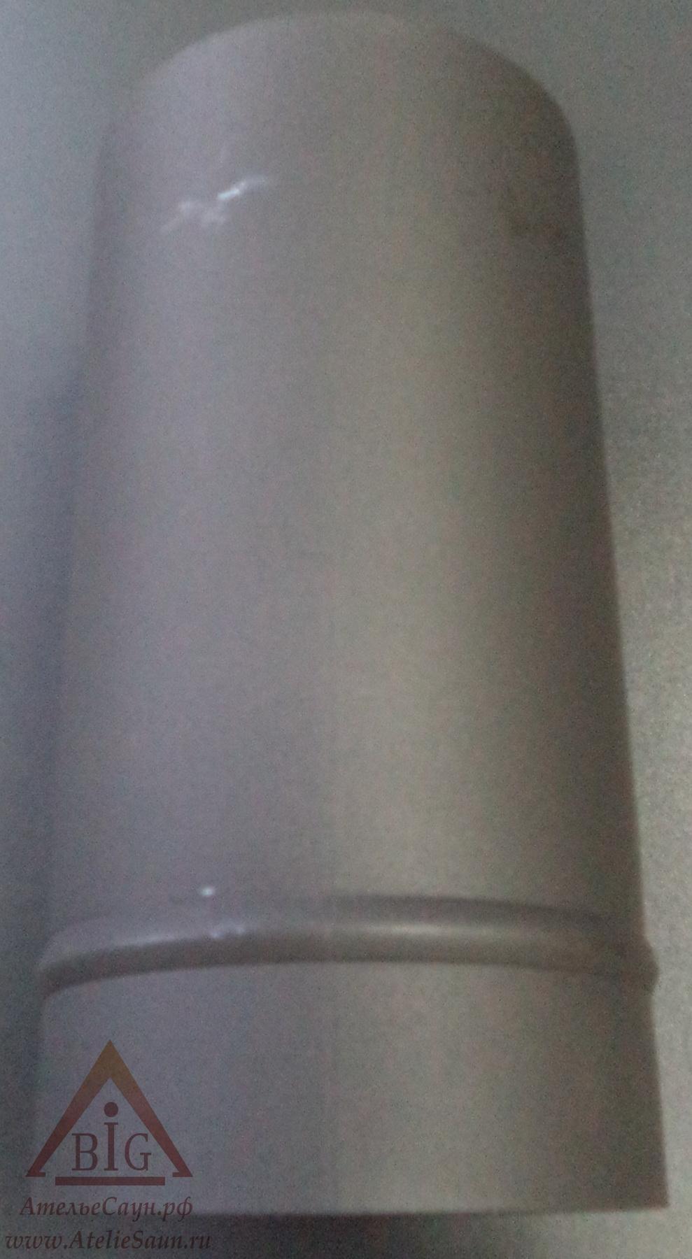 Патрубок для печей Kastor (D=129 мм, арт. 096060)