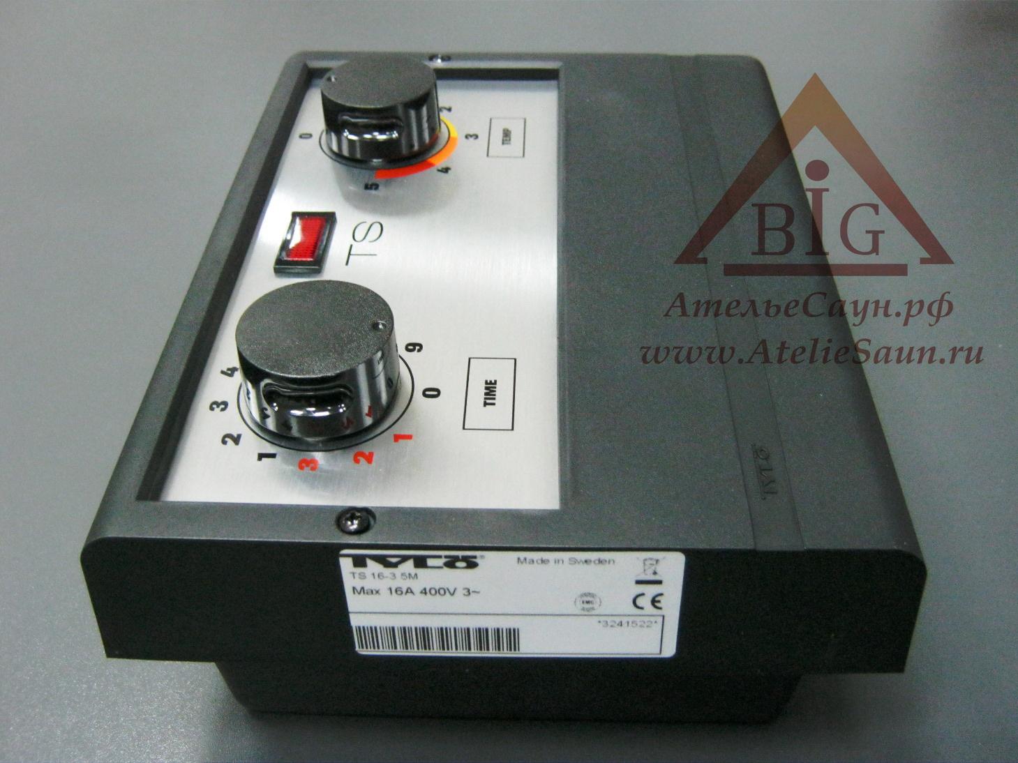 Пульт Tylo TS 16-3 5М (механический, арт. 70202001)