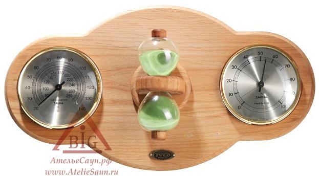 Подарочный термогигрометр с песочными часами Tylo SC (арт. 90071012)