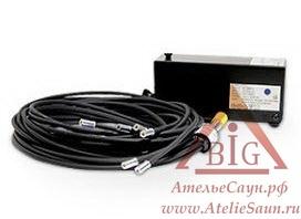 Комплект оптоволоконного освещения Tylo Colour S (4 цвета, арт. 90011125)