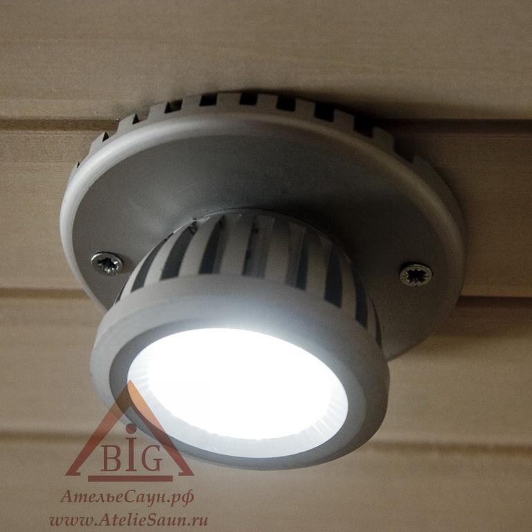 Светодиодная подсветка Tylo Led Sauna (12V/3W, 2 шт. в комплекте с трансформатором, арт. 90011089)