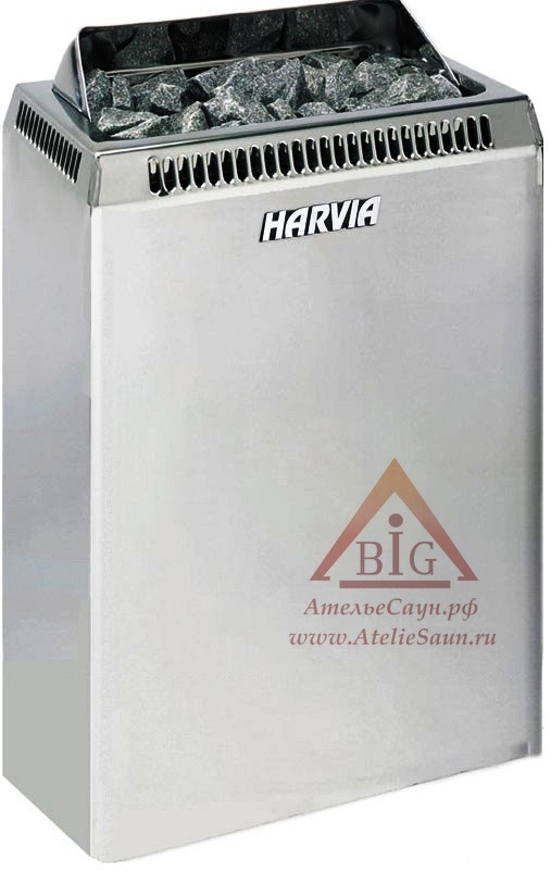 Электрокаменка Harvia Topclass KV 30 E (без пульта)
