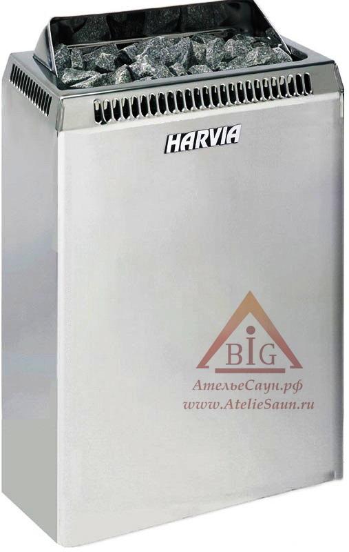 Электрокаменка Harvia Topclass KV 45 E (без пульта)