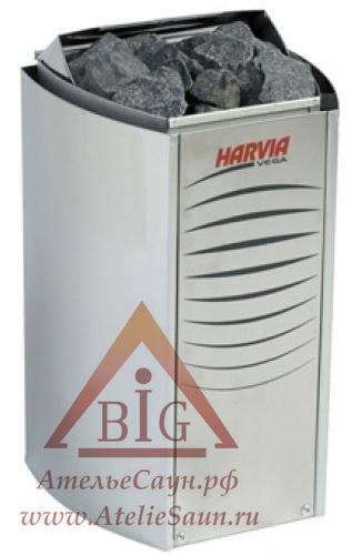 Печь для сауны Harvia Vega Compact BC 23 Е (без пульта)