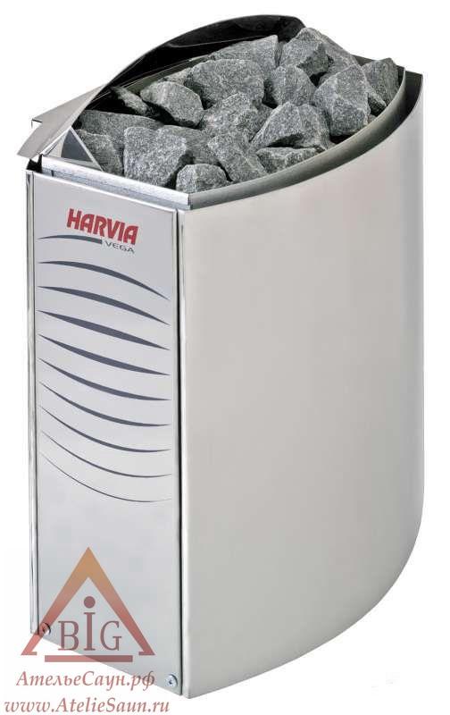 Печь для сауны Harvia Vega BC 90 Е (без пульта)