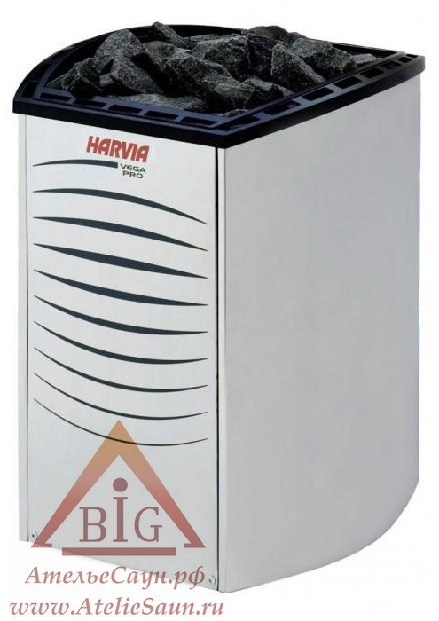 Электрокаменка Harvia Vega Pro BC 135 (без пульта)