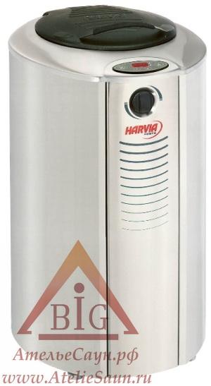 Печь-термос для сауны Harvia Forte AF 9 Steel (со встроенным пультом)