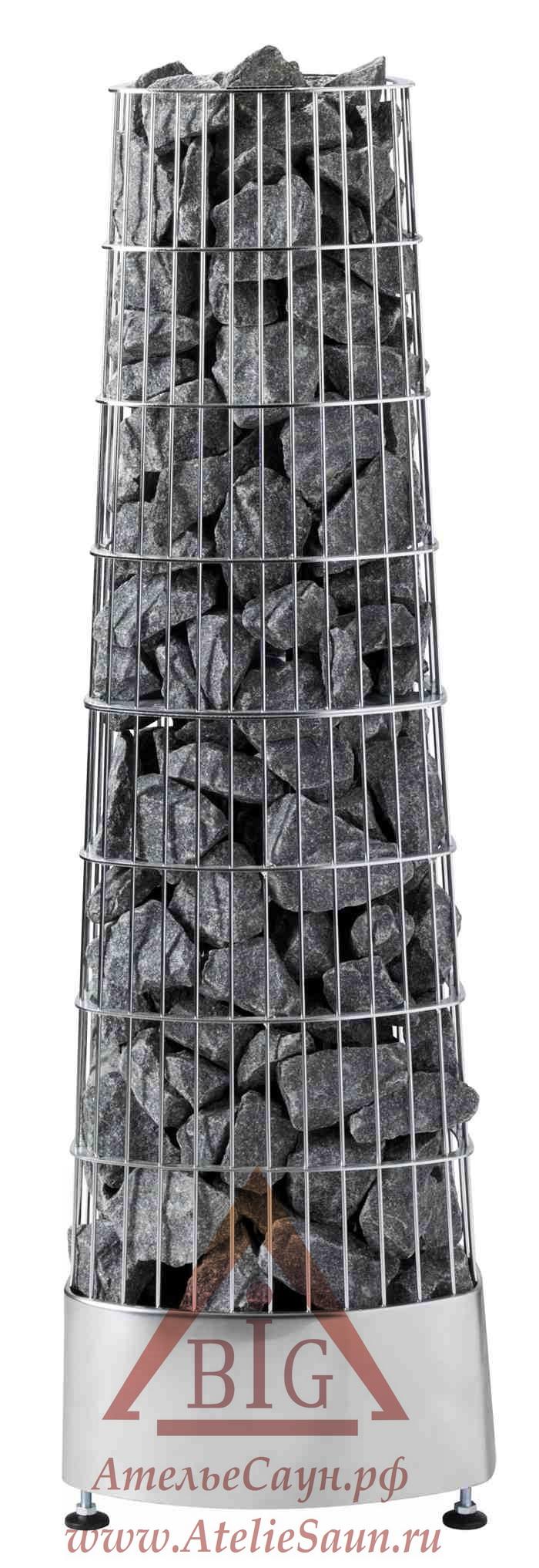 Печь для сауны Harvia Kivi PI 70 Е (без пульта)