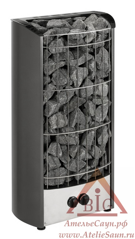 Печь для сауны Harvia Figaro FG 70 (со встроенным пультом)