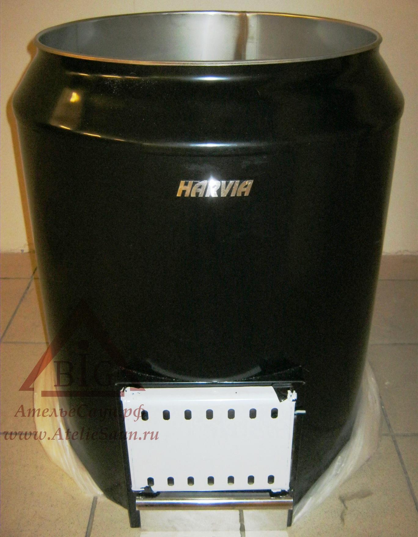 Печь-бак Harvia WP 800, 80 л с крышкой