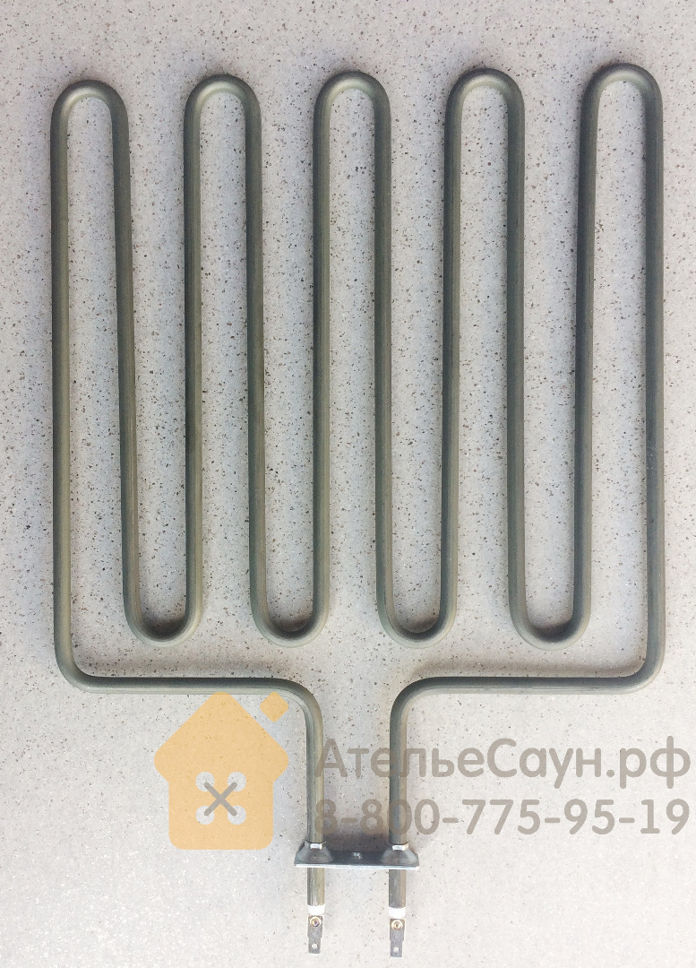 ТЭН Harvia ZSK-720 (3000 W, для печей KIP/M/KV)