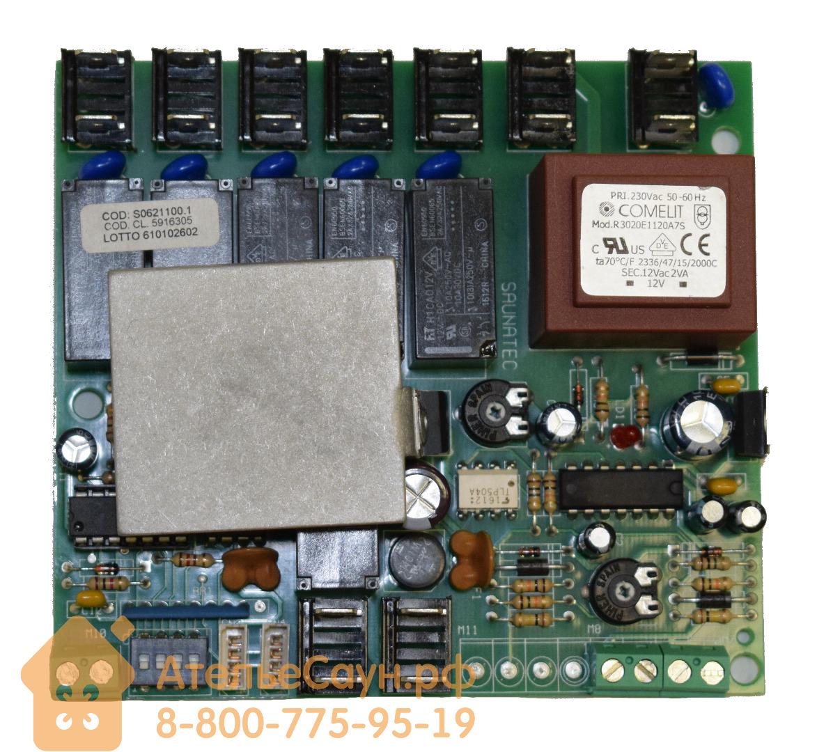 Плата управления Helo OLEA 40 (для парогенераторов HSX CD)